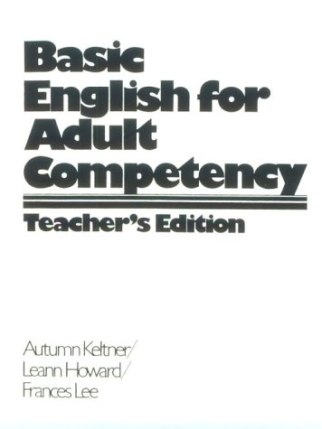 9780130604262: Basic English for Adult Competency