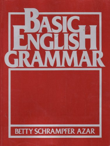 9780130604347: Basic English Grammar (Azar English Grammar)