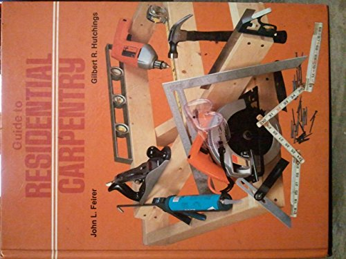 9780130604743: Carpentry: Trainee Guide Level 1