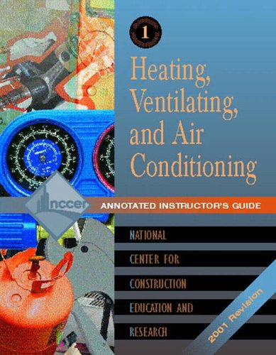 9780130604934: HVAC: Annotated Instructor's Guide Level 1