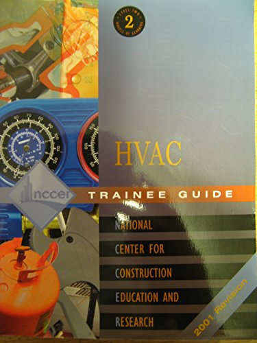 9780130604958: HVAC Level Two: Trainee Guide