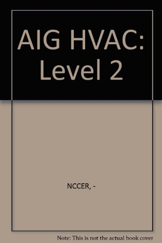 9780130604972: AIG HVAC: Level 2