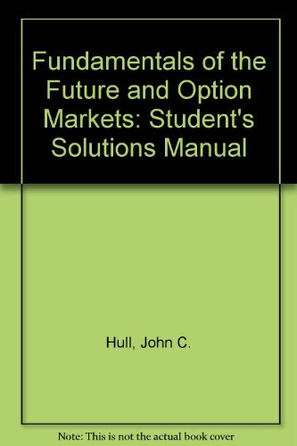 9780130606037: Solutions Manual: Student's Solutions Manual