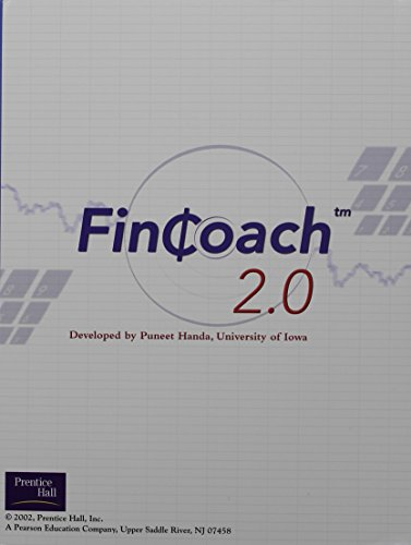 9780130606181: FinCoach 2.0: CD-ROM Edition
