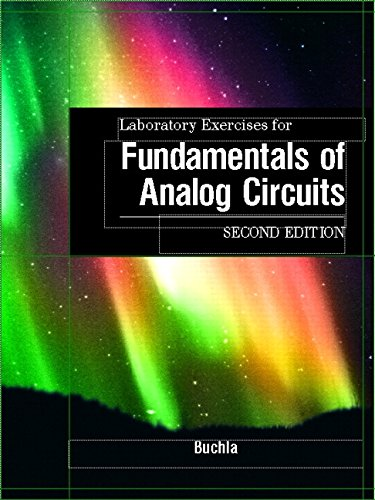 9780130606730: Laboratory Exercises for Fundamentals of Analog Circuits, 2nd Edition