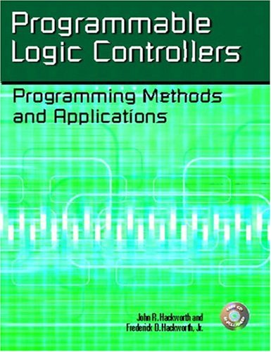 9780130607188: Programmable Logic Controllers: Programming Methods and Applications