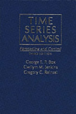 9780130607744: Time Series Analysis: Forecasting and Control (Forecasting & control)