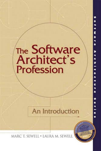 9780130607966: The Software Architect's Profession: An Introduction