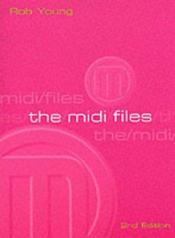 9780130608635: The New MIDI Files