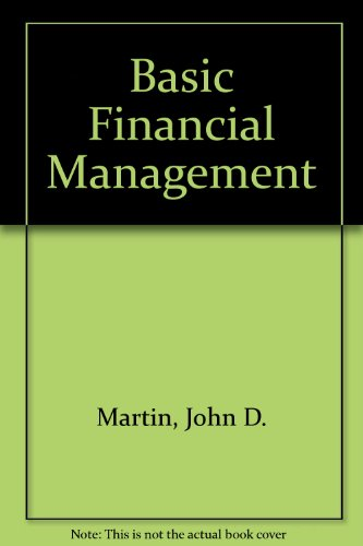 9780130609144: Basic Financial Management