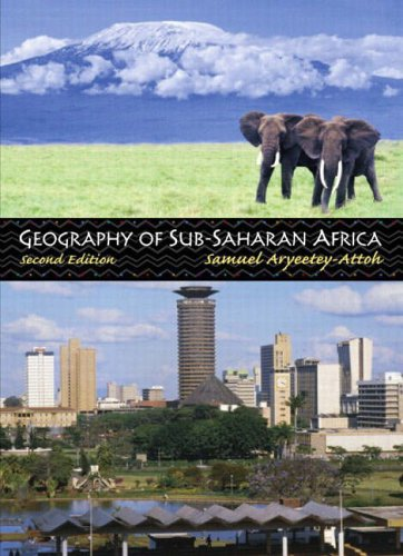 9780130610256: Geography of Sub-Saharan Africa