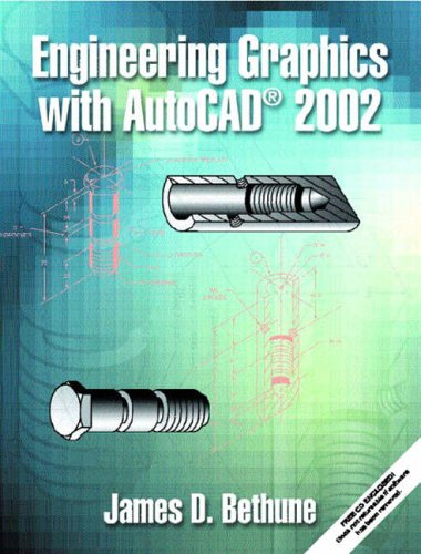9780130610263: Engineering Graphics with AutoCAD 2002