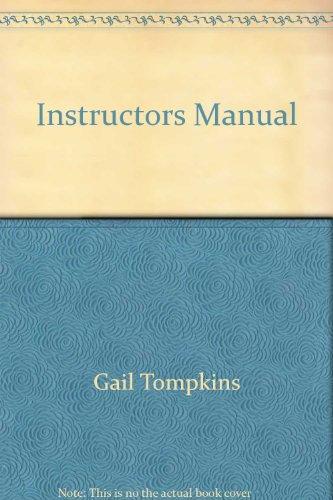 9780130610485: Instructors Manual