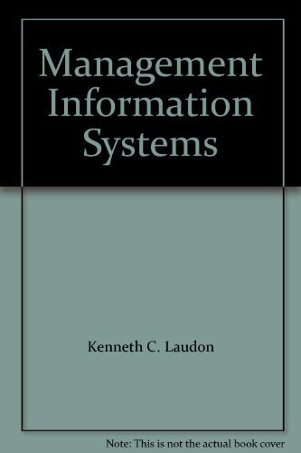 9780130611581: Management Information Systems
