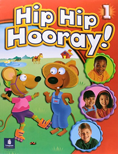 9780130611901: Hip Hip Hooray, Level 1 (Student Book with Practice Pages)