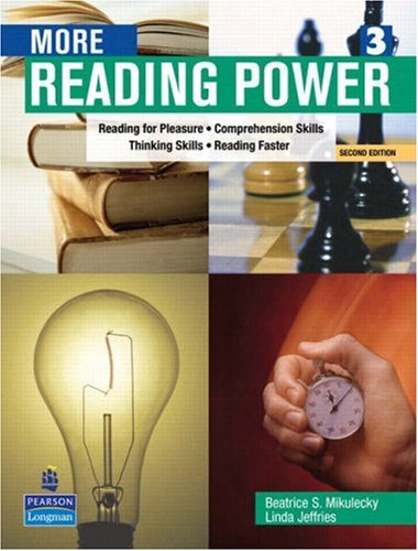 9780130611994: More Reading Power: Reading for Pleasure, Comprehension Skills, Thinking Skills, Reading Faster (Second Edition)