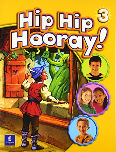 9780130612038: Hip Hip Hooray, Level 3 (Student Book with Practice Pages)