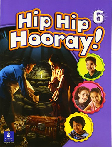 9780130612069: Hip Hip Hooray Student Book (with practice pages), Level 6