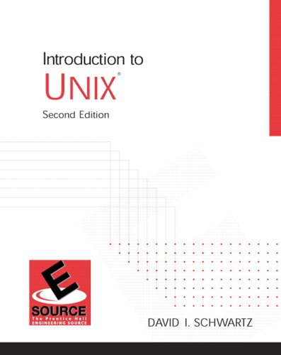 9780130613080: Introduction to UNIX (2nd Edition)