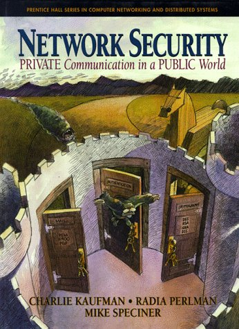 Network Security 9780130614667 A comprehensive yet comprehensible and witty guide to the latest advances in computer network security protocols. The author team includes Charlie Kaufman, currently chief security architect for Lotus Notes, and formerly Network Security Architect at Digital Equipment Corporation; best-selling author Radia Perlman, currently with Novell, and a specialist in the areas of bridging and routing. as well as sabotage-proof networks; and Mike Speciner, Chief Architect at ColorAge, an expert in number theory and operating systems, and formerly the security expert for Camex, Inc. Network Security: *Examines the state of computer network security - what works, what doesn't, and why. *Explains clearly the cryptographic algorithms on which most network data systems depend. *Provides comprehensive descriptions of many authentication systems, including Kerberos, NetWare, Lotus notes, DASS, and KryptoKnight. *Offers a rigorous treatment of secure electronic mail standards, including PEM, PGP, and X.400. *Describes classic security pitfalls and how to avoid them when designing protocols.In this books, the authors go beyond documenting standards and technology; they contrast competing schemes, explain weaknesses and strengths, and describe common mistakes people make when intending to design secure systems. Network Security will appeal to a broad range of professionals, from those who have to design or evaluate security systems to system administrators and programmers who want a better understanding of this important field. It can also be used as a textbook at the graduate or advanced undergraduate level.
