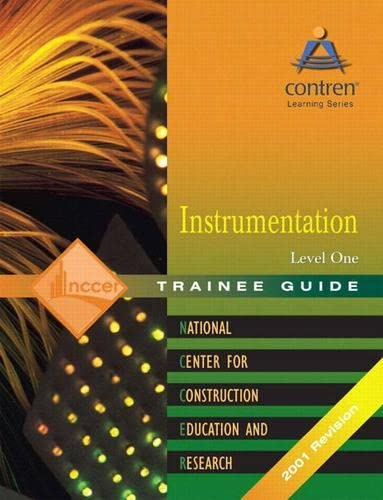 9780130616036: Instrumentation: Trainee Guide Level 1