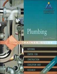 9780130616067: Plumbing, Level 3, Trainee Guide (Contren Learning)
