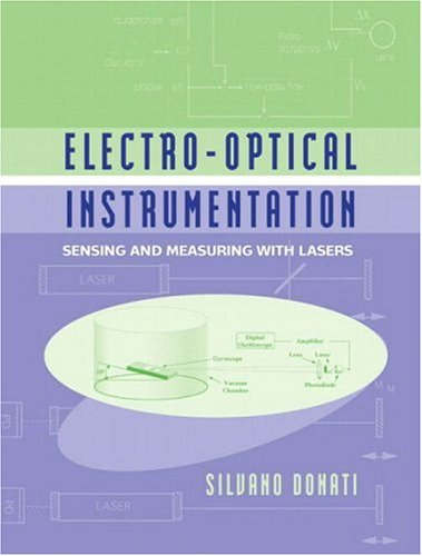 9780130616104: Electro-Optical Instrumentation: Sensing and Measuring with Lasers