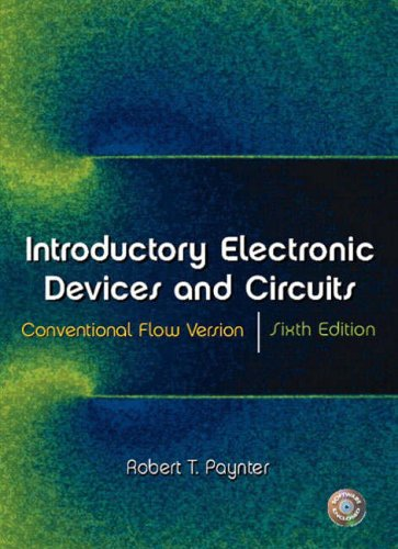 9780130617613: Introductory Electronic Devices and Circuits: Conventional Flow Version