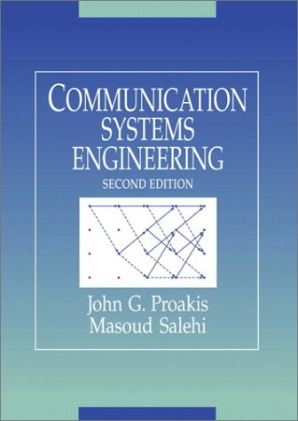 9780130617934: Communication Systems Engineering (2nd Edition)
