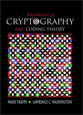 9780130618146: Introduction to Cryptography with Coding Theory