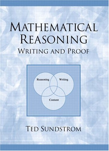 9780130618153: Mathematical Reasoning: Writing and Proof