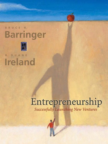 9780130618559: Entrepreneurship - Successfully Launching New Ventures