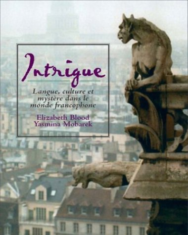 9780130618580: Intrigue: Intermediate French