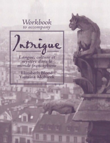 9780130618597: Intrigue Workbook