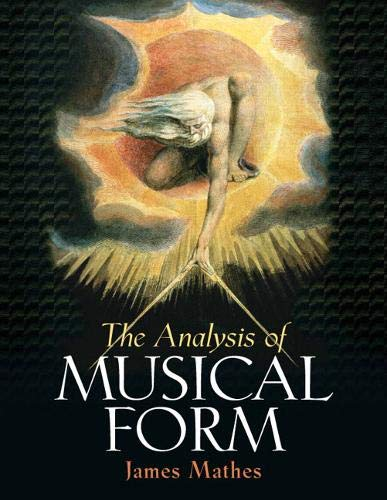 9780130618634: The Analysis of Musical Form
