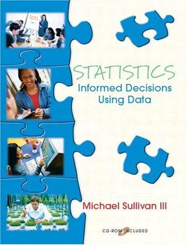 9780130618641: Statistics: Informed Decisions Using Data