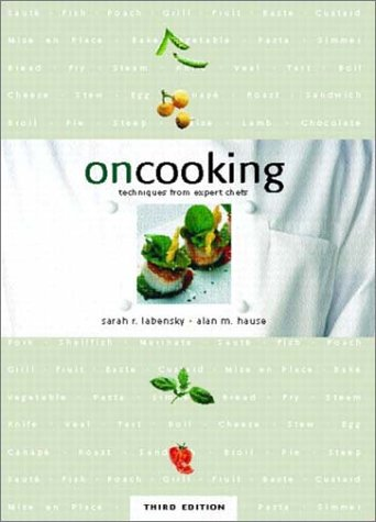 9780130618658: On Cooking: Techniques From Expert Chefs, Trade Version (3rd Edition)