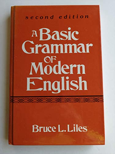 9780130618702: A Basic Grammar of Modern English