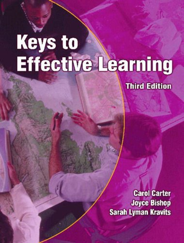 9780130618771: Keys to Effective Learning (3rd Edition)