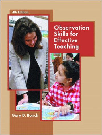 9780130618979: Observation Skills for Effective Teaching