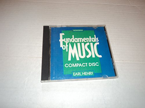 9780130619044: Fundamentals of Music/Book and Disc