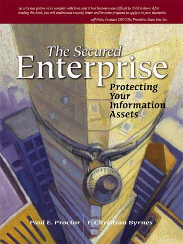 9780130619068: The Secured Enterprise: Protecting Your Information Assets