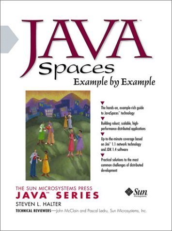 9780130619167: JavaSpaces Example by Example