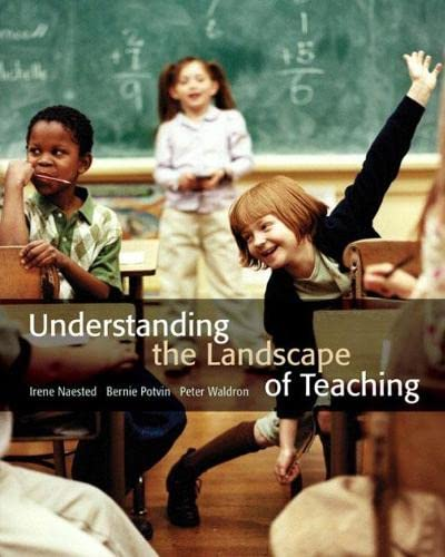 9780130619198: Understanding the Landscape of Teaching