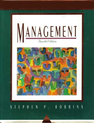 Management: Robbins, Stephen P