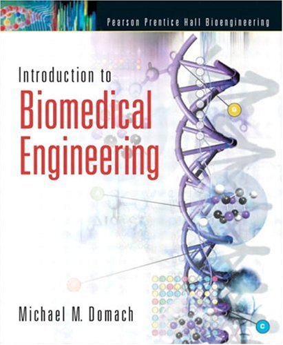 9780130619778: Introduction to Biomedical Engineering