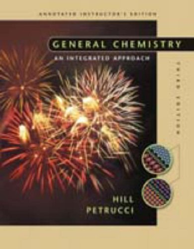 9780130619969: General Chemistry: Annotated Instructors Edition