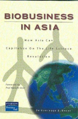 9780130620453: BioBusiness in Asia