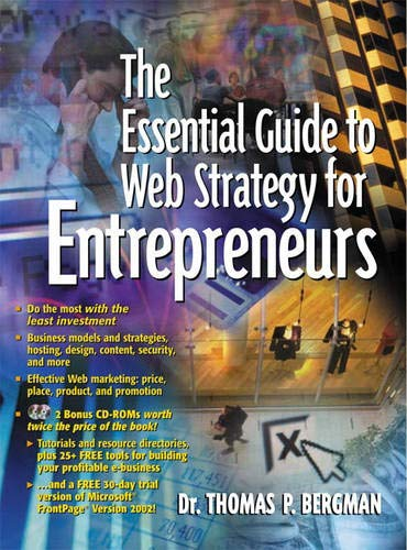 9780130621115: The Essential Guide to Web Strategy for Entrepreneurs