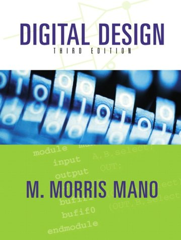 9780130621214: Digital Design, 3rd Ed.